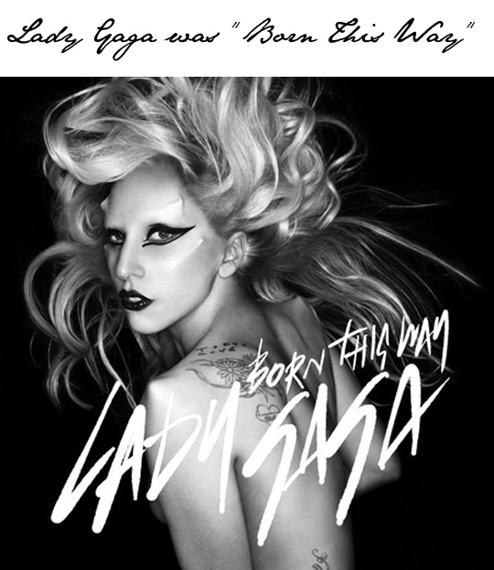 lady gaga born this way picture. Lady Gaga#39;s #39;Born This Way#39;