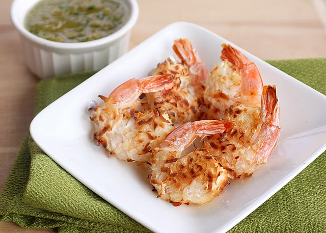 Kari's Cooking: Baked Coconut Shrimp with Spicy Pineapple Dipping ...