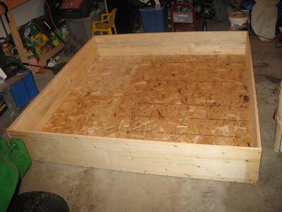 La Cosa Smokestra Building A Whelping Box