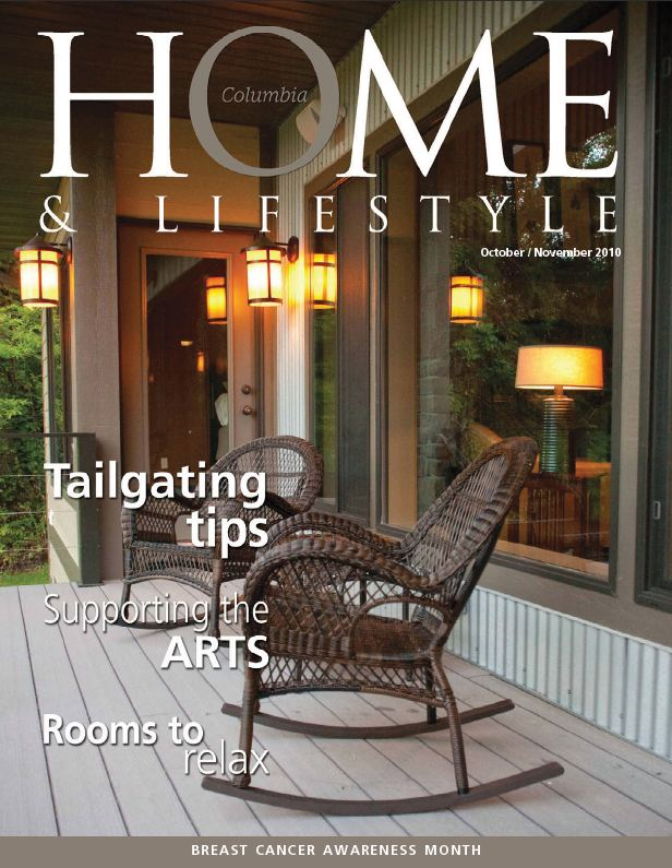 HOME LIFESTYLE October November 2010 Interior Design Magazines