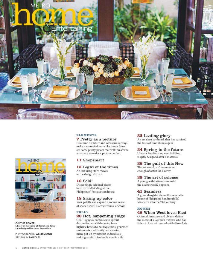 Best Movie 2011 Interior Design Magazine