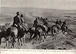 Cavalleria italiana nelle steppa