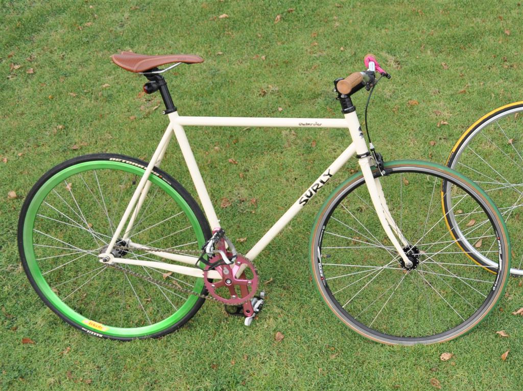 Desirable \'JuNk\'...: Surly Steamroller - Fixed Gear / Fixie Designer ...