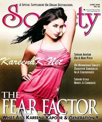 Kareena Kapoor is voted cutest vegetarian