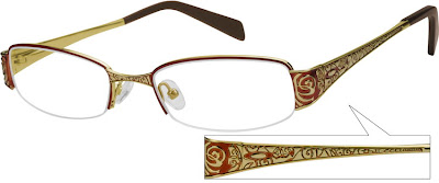 high fashion eyeglasses #2