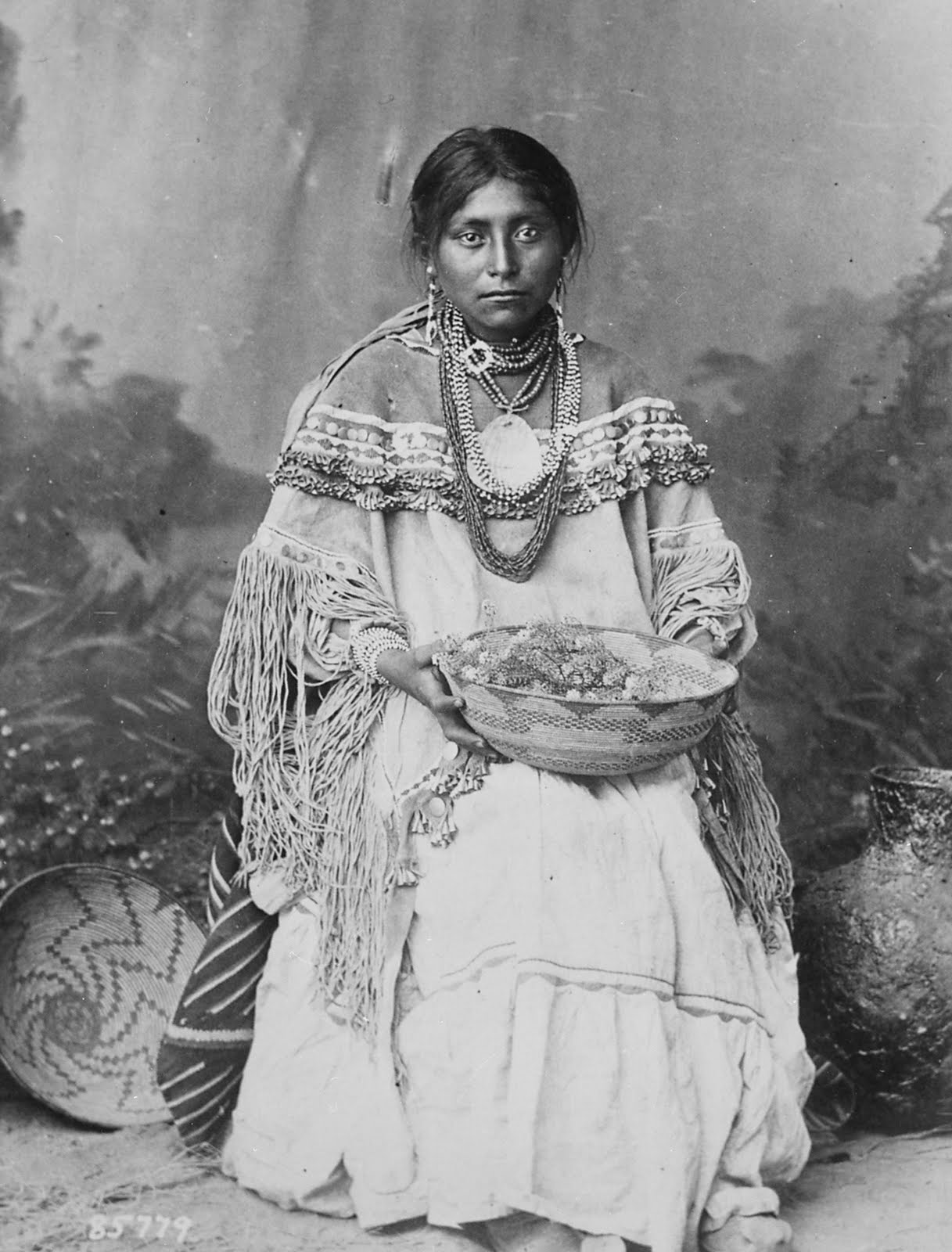 Arsch busty native american and