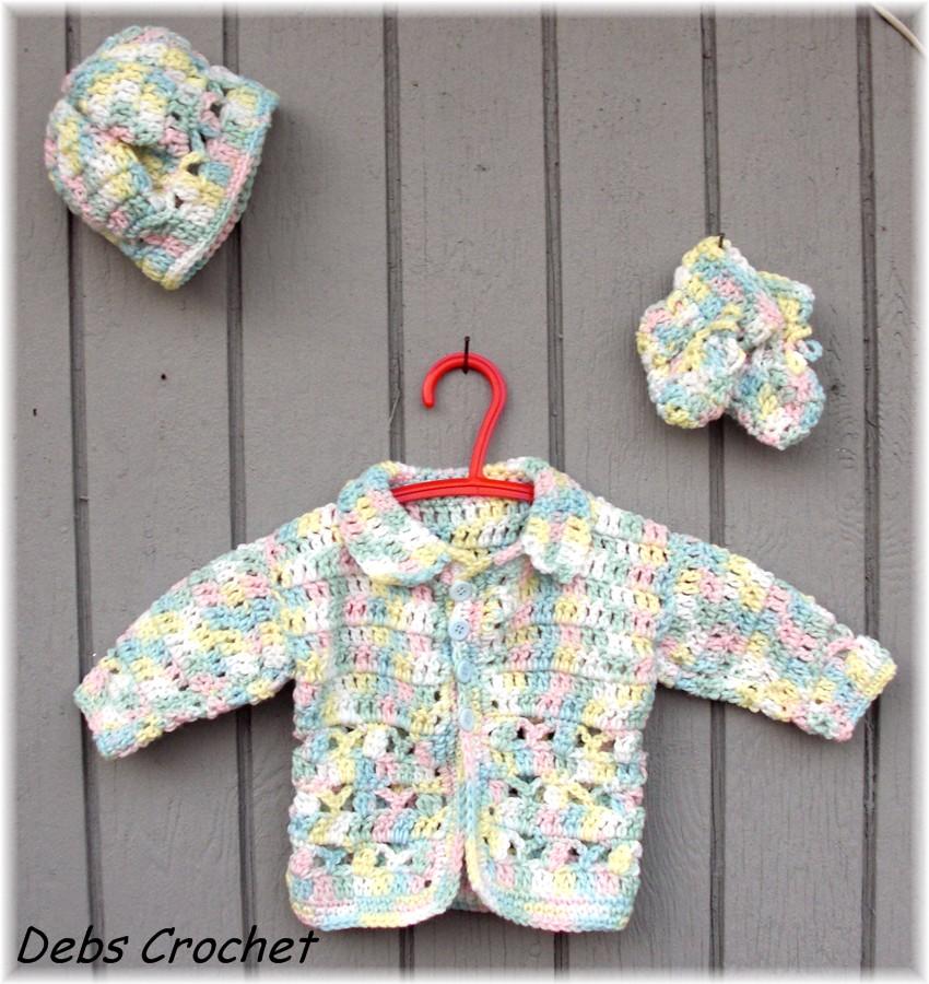 Free Crochet Patterns Baby Boy Sweater ~ Pakbit for .