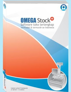 "Software Toko ""Omega Stock+"""