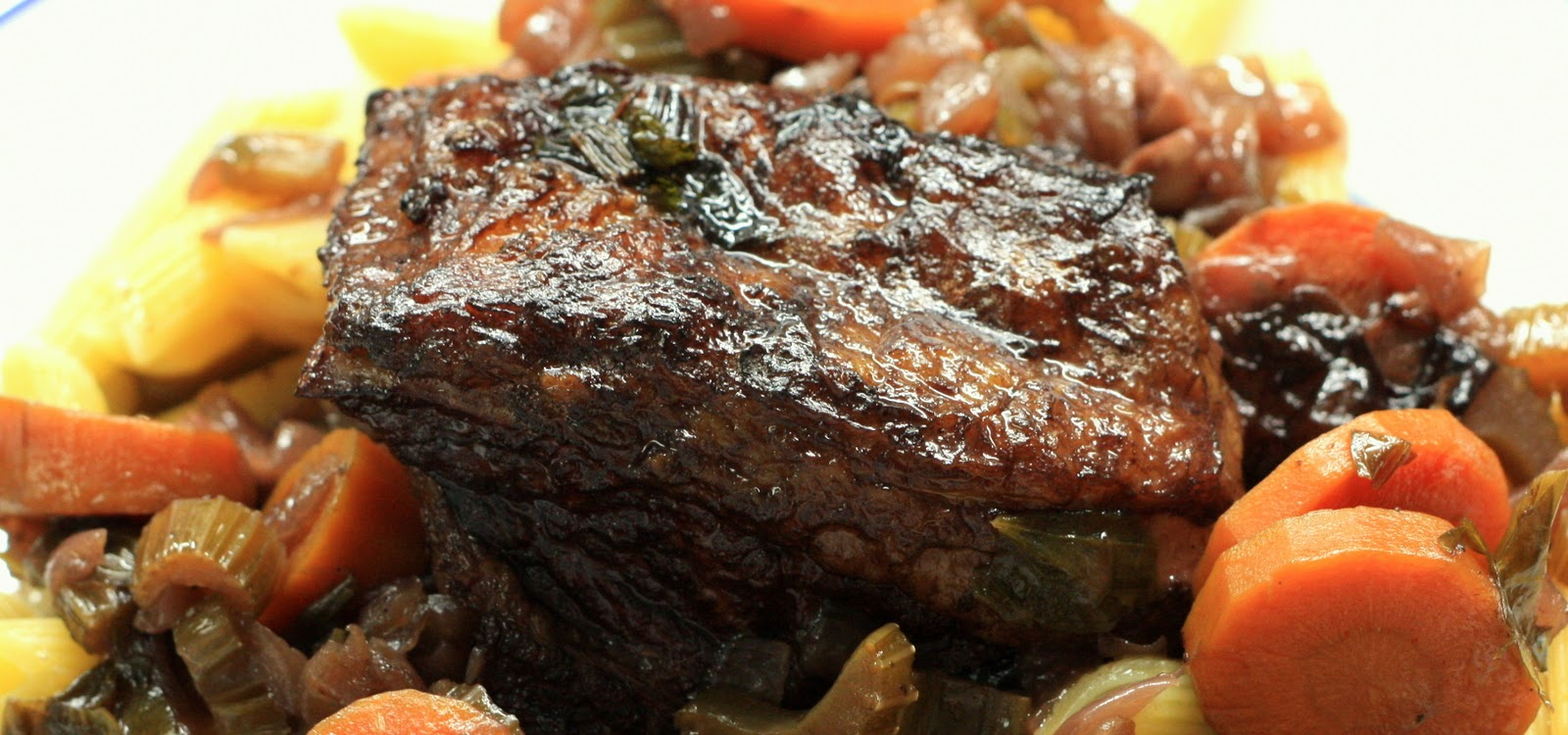 Fresh Local and Best: Daniel Boulud's Braised Short Ribs Recipe