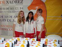 Angelica,Fernanda e Isadora
