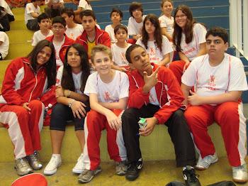 Equipe do SESI
