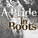 A Bride in Boots Badge!