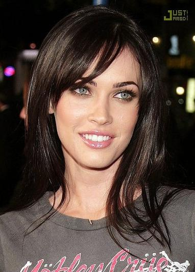 hairstyles for long hair with side fringe and layers. hairstyles for long hair with