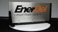 Lithium-Ion Battery Pack From Enerdel