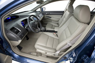 Interior 2009 Honda Civic Hybrid