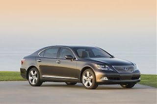 Lexus LS 600h Pebble Edition 2009