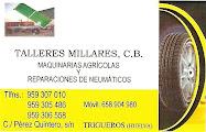 Talleres Millares C.B. Neumáticos La Cruz de Elvira