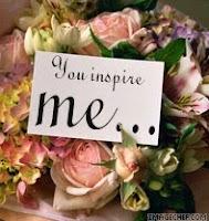 You inspire me -Award