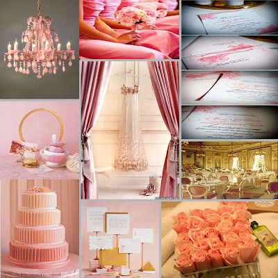 This inspiration board is inspired by my friend's Marie Antoinette themed