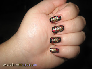 Nail Art World Russian Style Nails