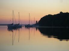 Sunrise at Prinyer's Cove