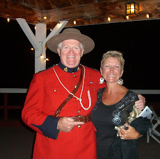 RCMP Constable Archibald Finkster and me!