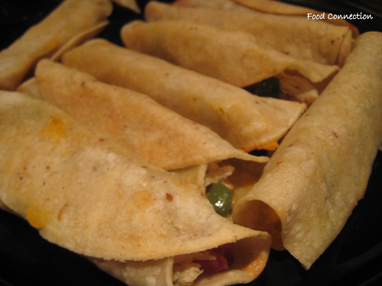 Food Connection: Super Bowl XLV Snacks: Mexican Layer Dip ...