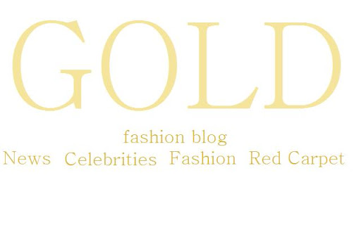 GOLD fashion blog