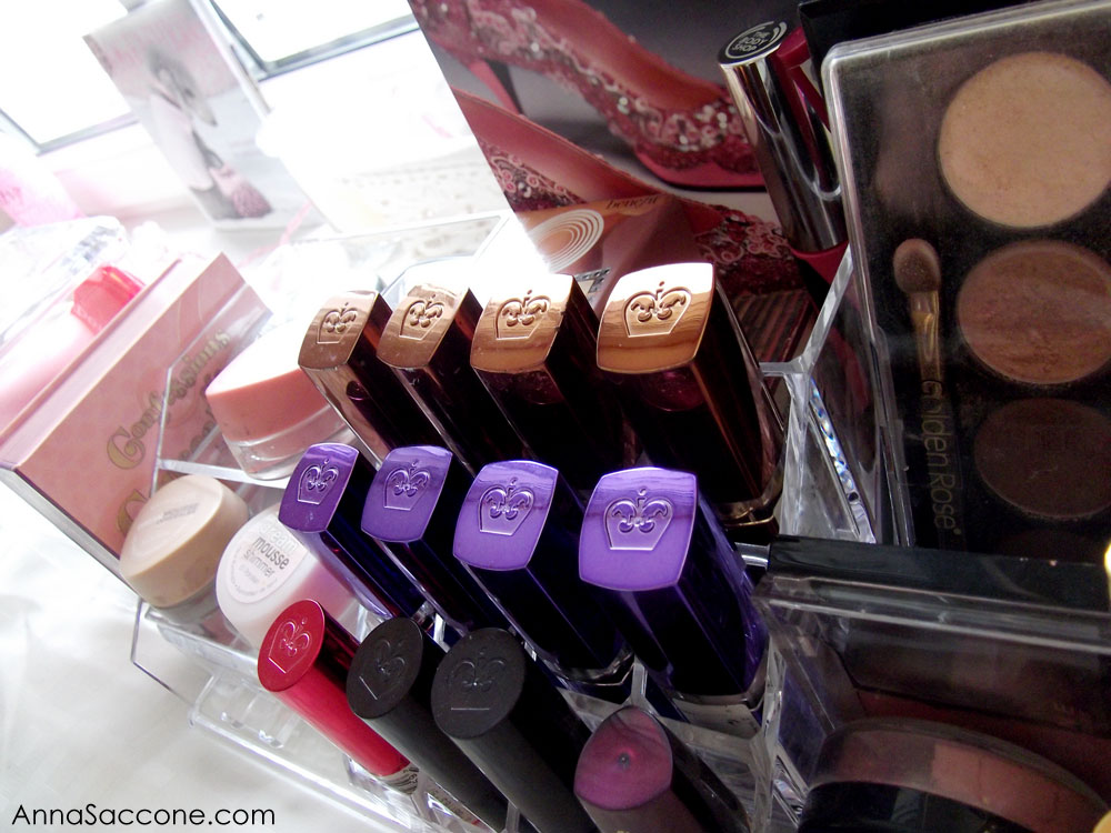 makeup storage in the united kingdom