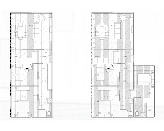 Tercera piel contenedores habitables distribuciones de viviendas contenedor 13 - Contenedores vivienda ...