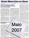 NM MAIO/2007