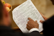 Obama's notes