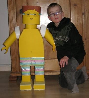 Margeeth S Quilt En Kattenblog Legopoppetje