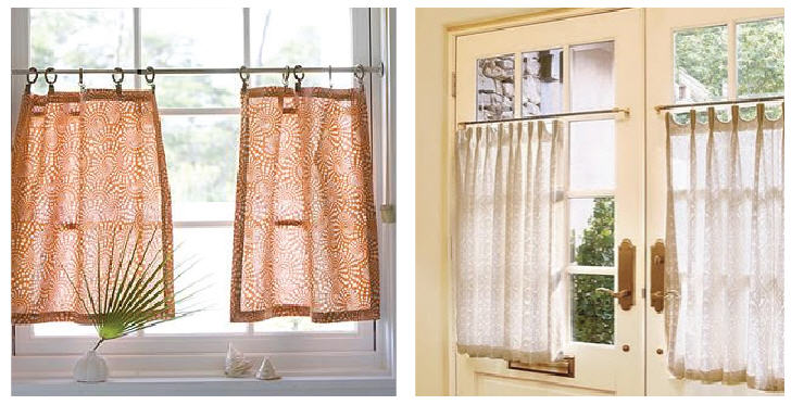 Door Panel Curtains | Beso.com
