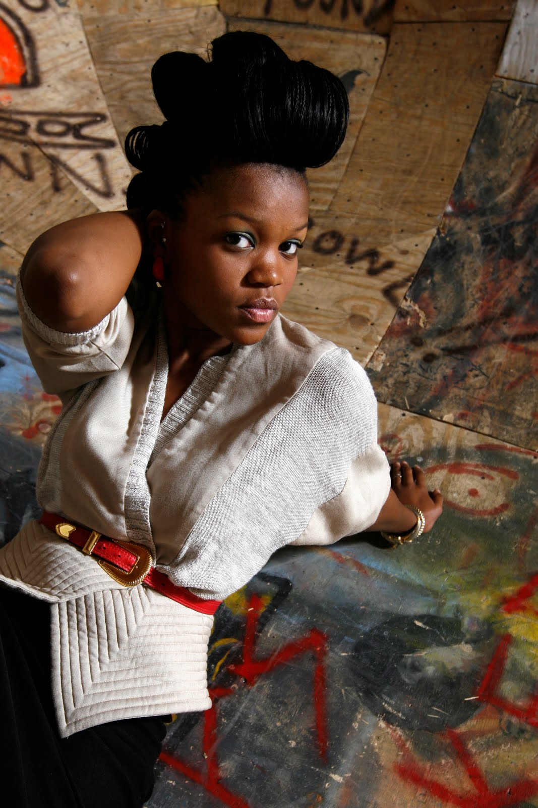 Uhuru Magazine UHURU Fashion Couture Chic