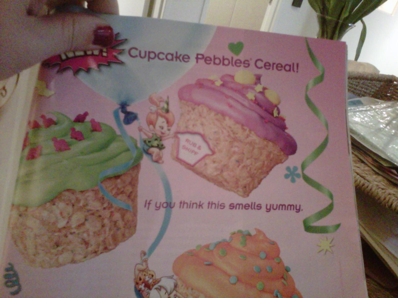 [cupcake+pebbles]