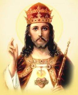 """SU DIVINA MAJESTAD, """"Rey de Reyes y Señor de Señores"""" (Apocalipsis 19,16)."""