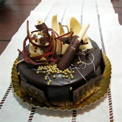 Happy Birth Day **Jahangeer & Saaim** ChocolateBirthdayCake