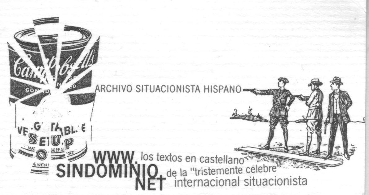 Archivo Situacionista Hispano