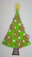 AC Christmas tree