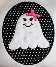AC Girly ghost in a patch