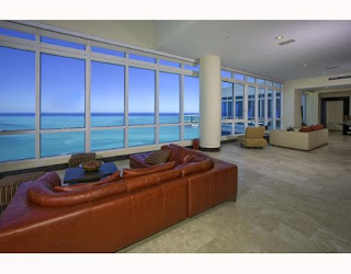 Continuum condo South Beach Miami Beach penthouse