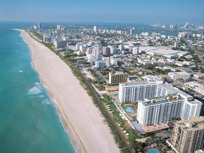 Miami Beach Gansevoort Hotel, Miami Beach Florida