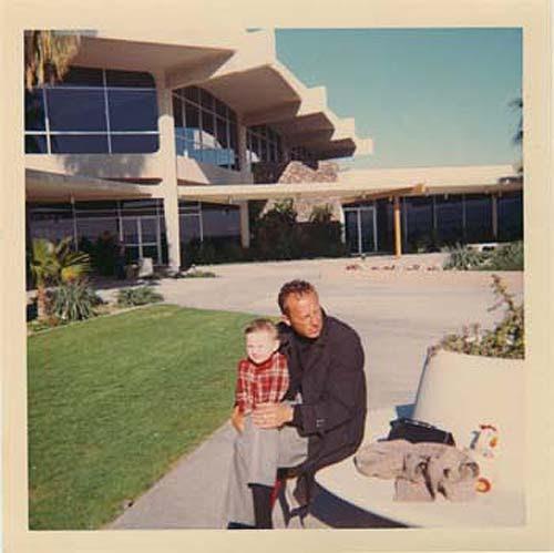 Mr. Peacock: Memories Of Palm Springs