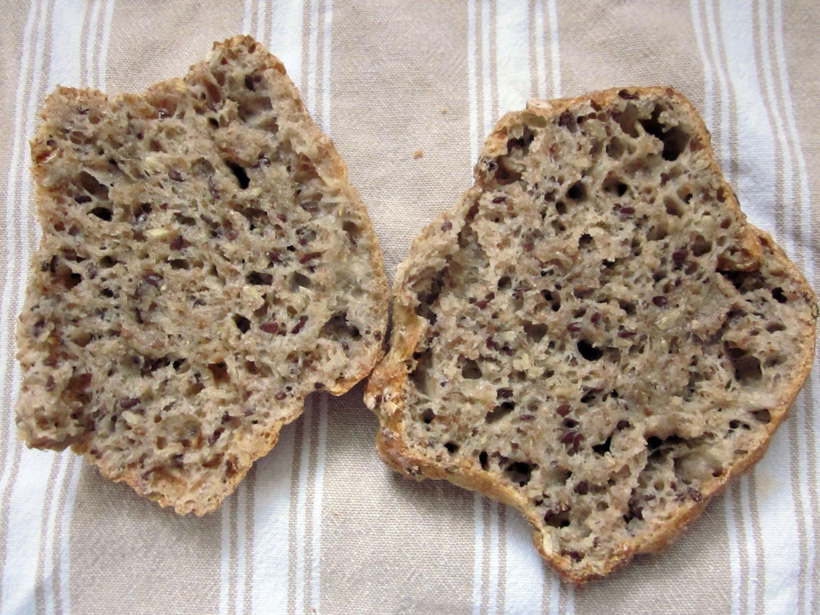 vad innehåller bröd