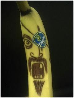 فن الرسم على الموز-الفنون-منتهى