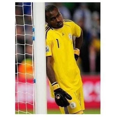 أهدأ حارس مرمى  في كأس العالم 2010-غرائب وعجائب-منتهى
