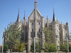 Palacio de Gaudi in Astorga