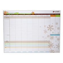 Organize ME weekly planner