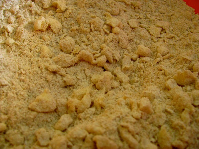 sprouted pie crust (batter)
